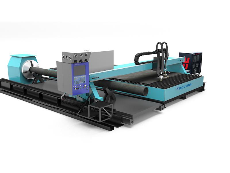 automatizovaný stroj na řezání trubek