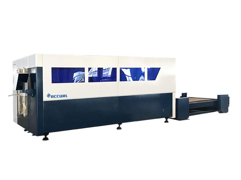 cnc kovový laserový řezací stroj cena