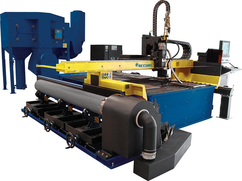 cnc plazmové řezací stroj