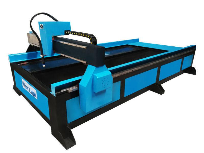 Dodavatelé cnc plazmového řezacího stroje