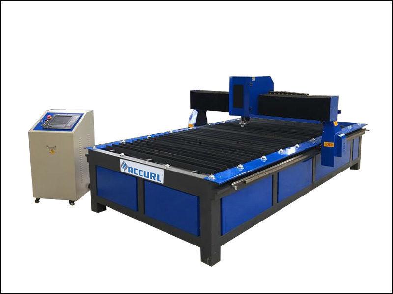 CNC řezací stroj na plazmové profily