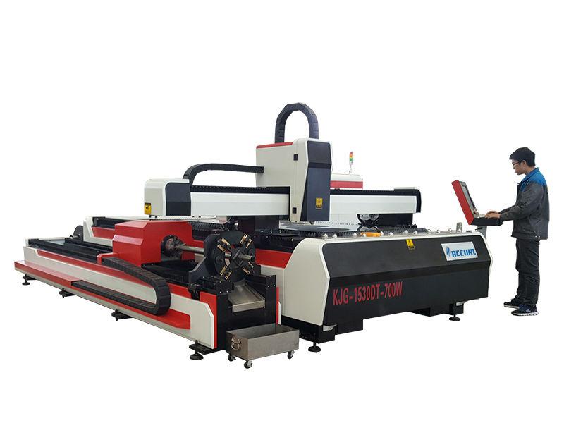 video laserového řezacího stroje